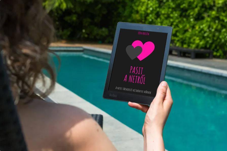 Pasit a netről – Interjú Tóth Kriszta írónővel